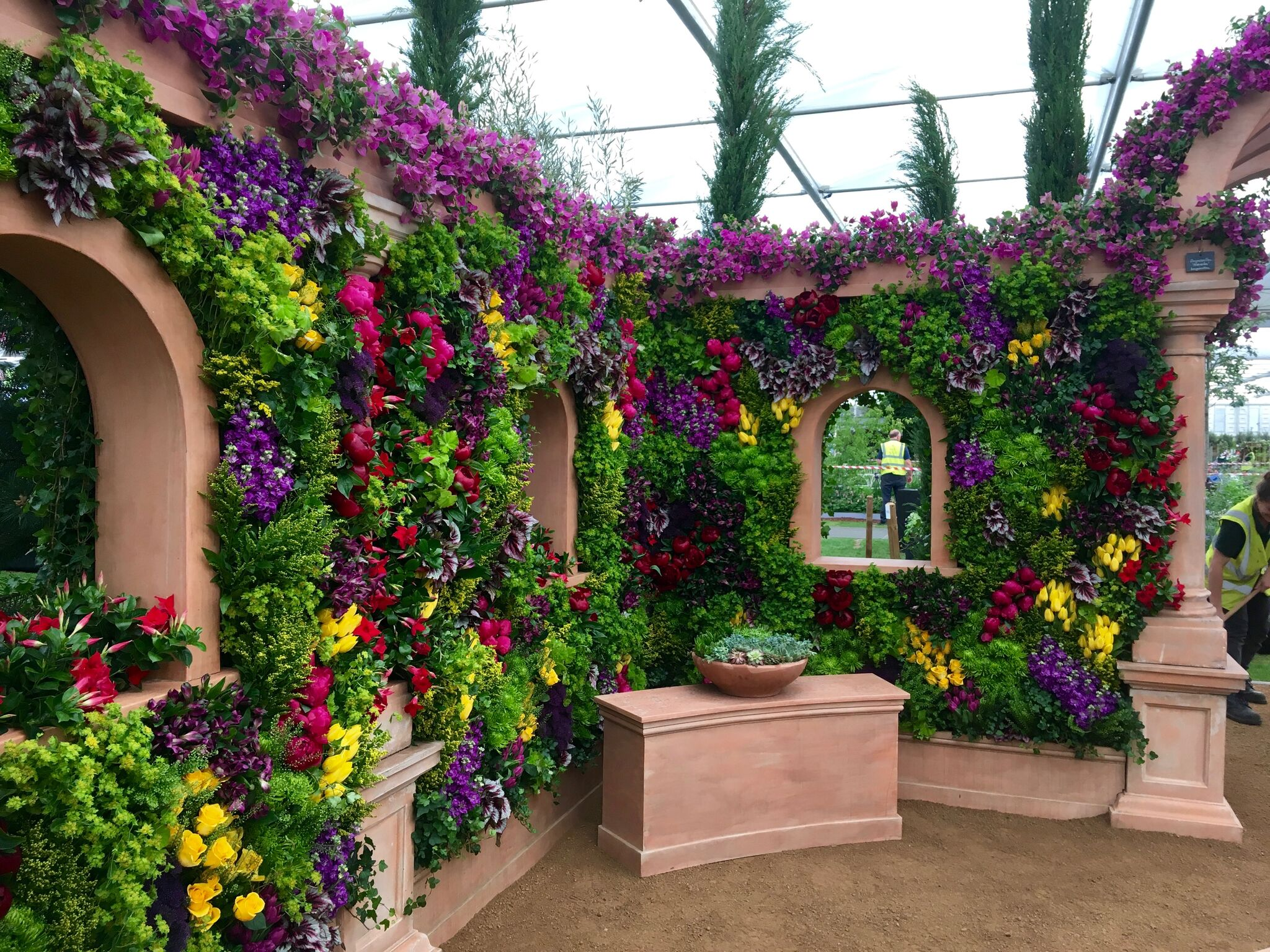 chelsea flower show 2017