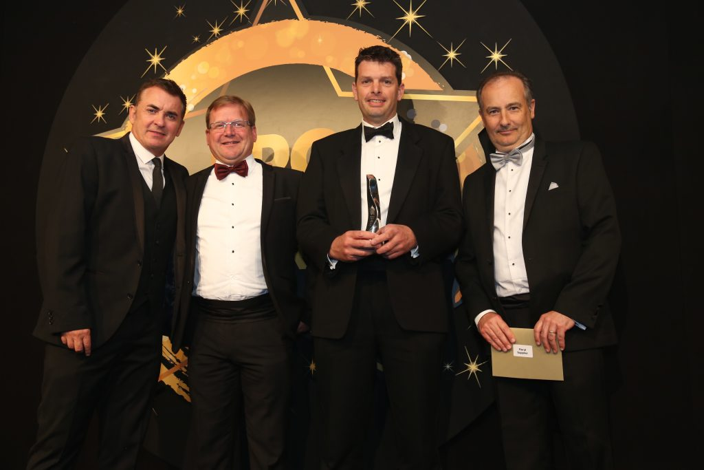 Flamingo Horticulture wins Floral supplier of the Year 2018