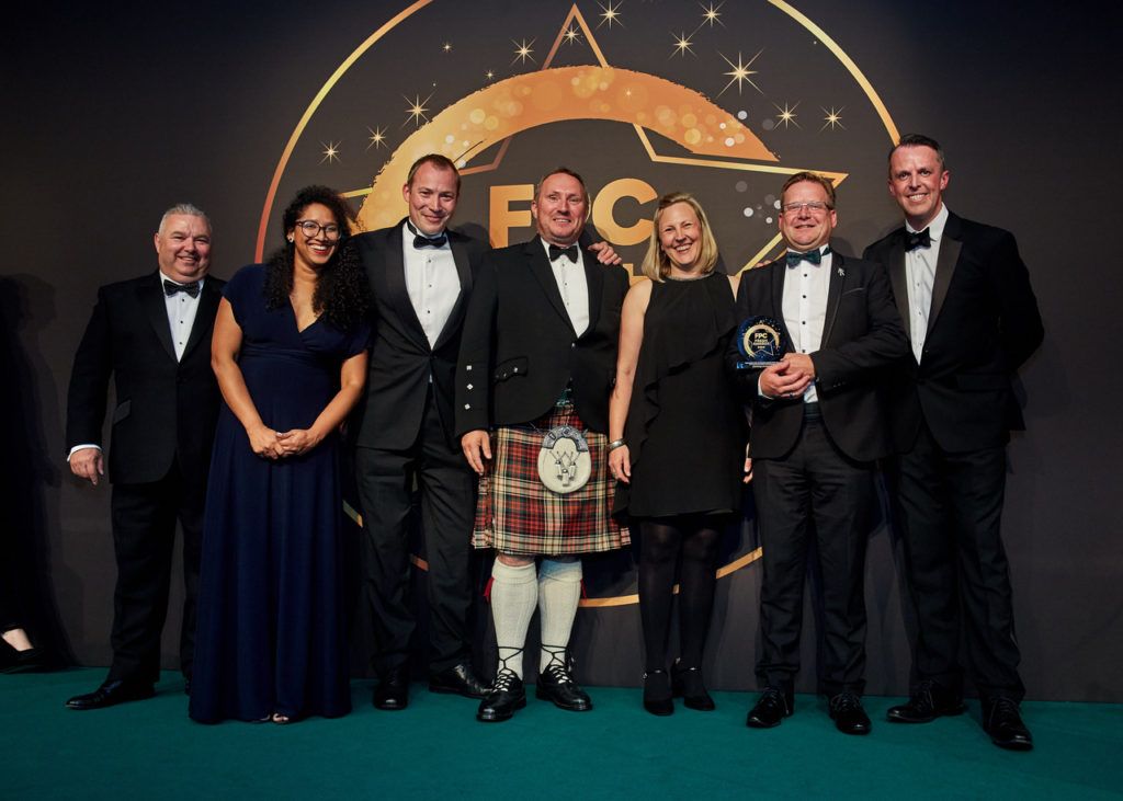 Flamingo Produce wins Supermarket Fruit and Vegetable Supplier of the year 2019